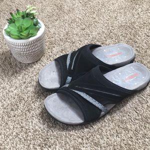 Merrell Memory Foam Sandals